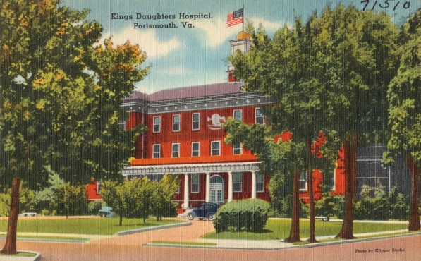 King's Daughters' Hospital, Portsmouth, Va. Boston Public Library