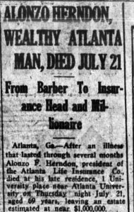 New York Age, July 30 1927