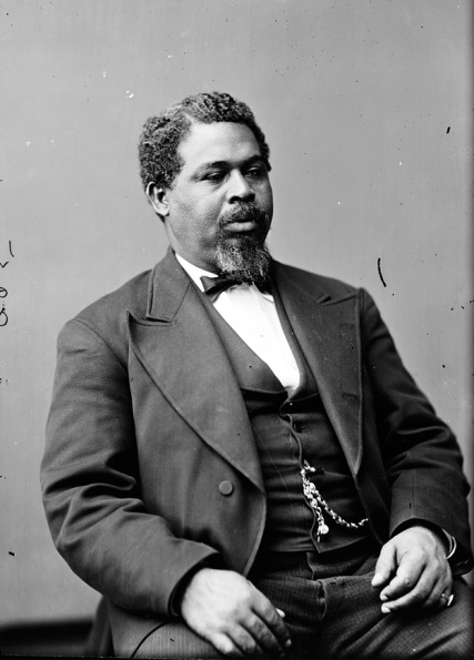 Robert Smalls, ca. 1875. Library of Congress