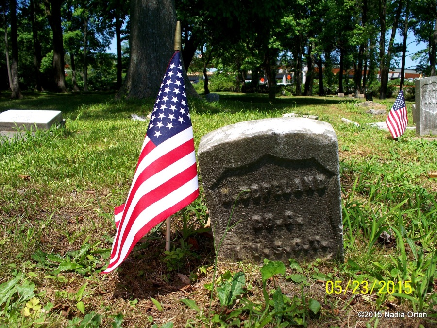 Pvt. Dempsey Copeland Mt. Olive Cemetery Portsmouth