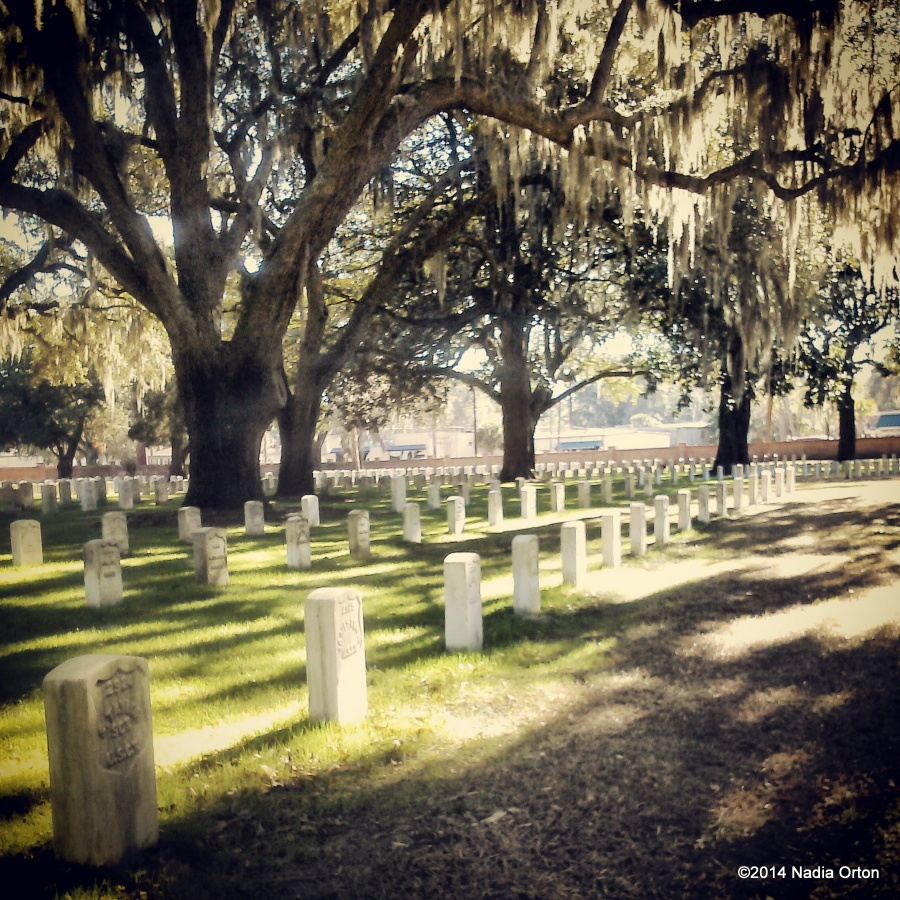 USCT Beaufort National Cemetery SC