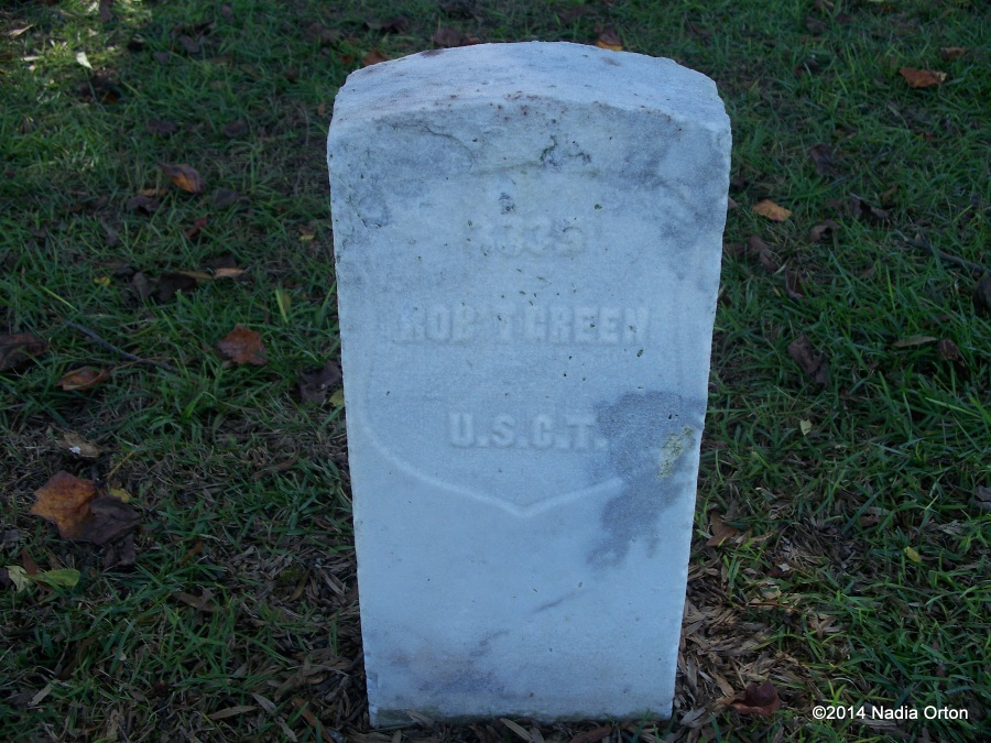 Robert Green, 36 USCT, New Bern, NC