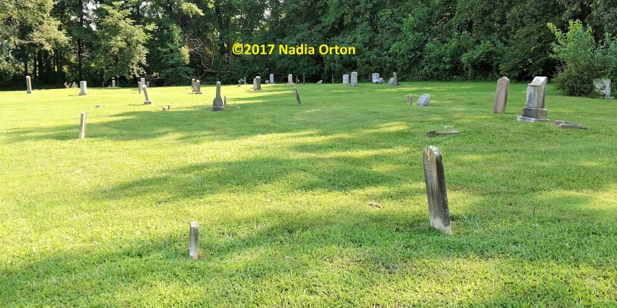 African American Cemetery Delaware - Copyright 2017 Nadia K. Orton