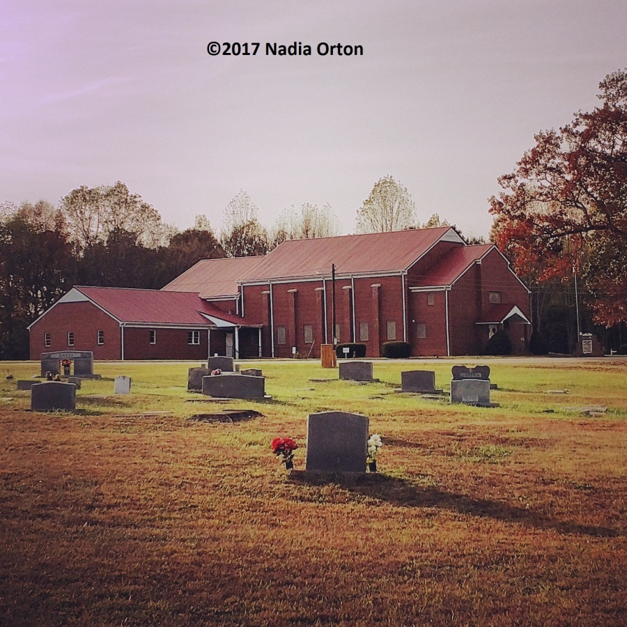 Coley Springs church cemetery copyright 2017 Nadia Orton
